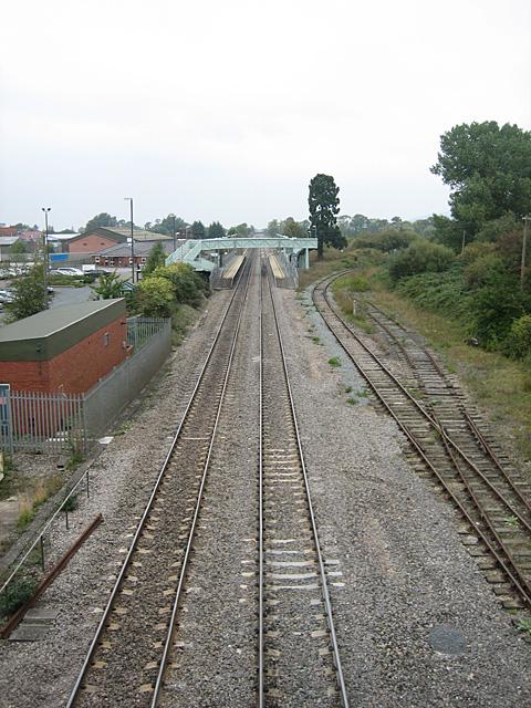 Ashchurch Station