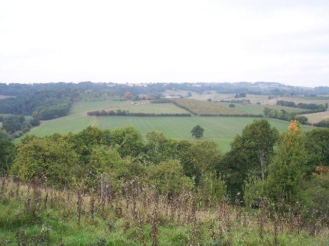 Tedney Farm from near Hill Top Farm