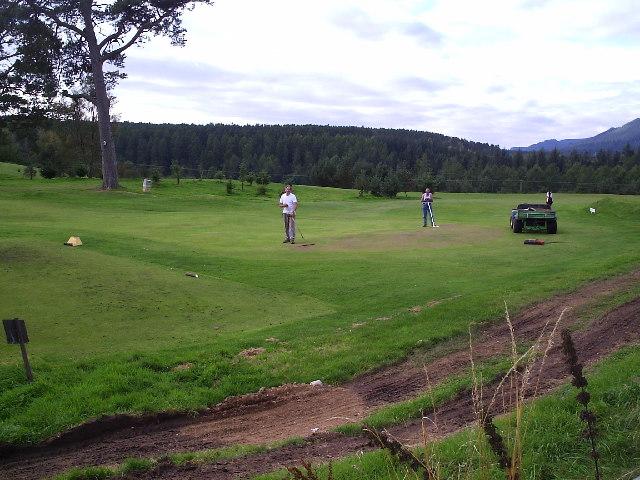 Alness Golf Course