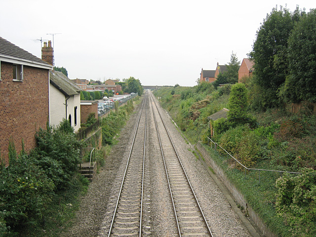Site of Bredon Station