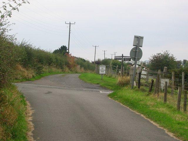 Mannerston Crossroads.