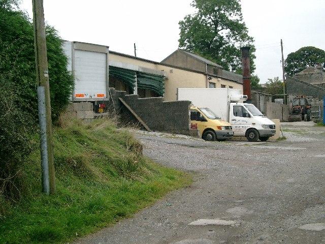 Abattoir, Wiswell Moor