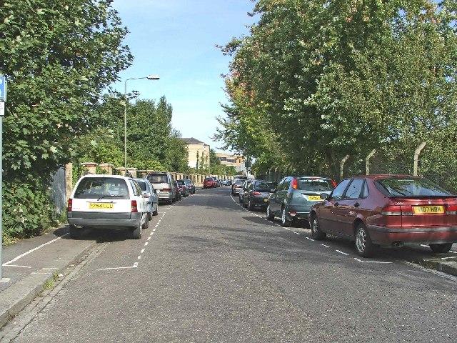 Lancaster Road, East Barnet