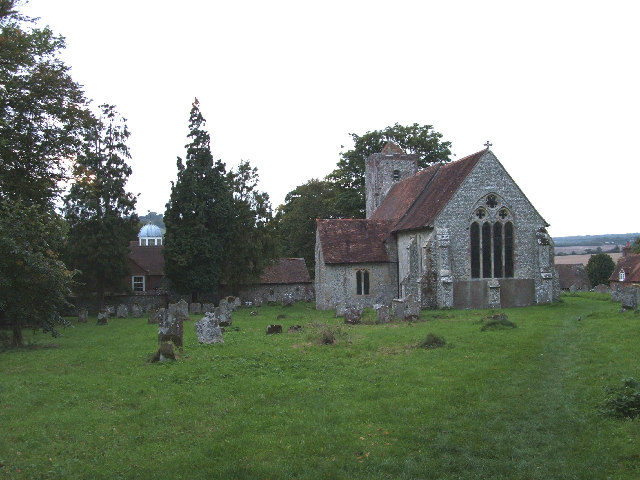 The Church at Chalton