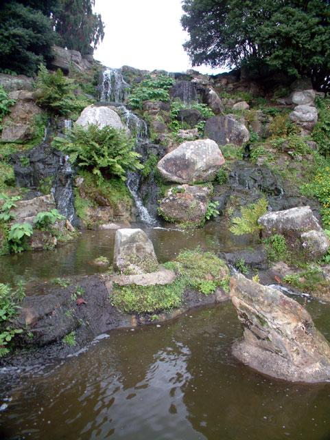 Sheffield Park Garden - Grand Cascade TN22