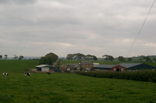 Auchinbay Farm, Ayrshire