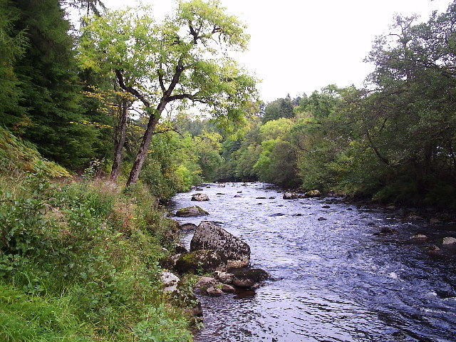 The River Alness