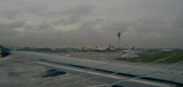 London Heathrow T3