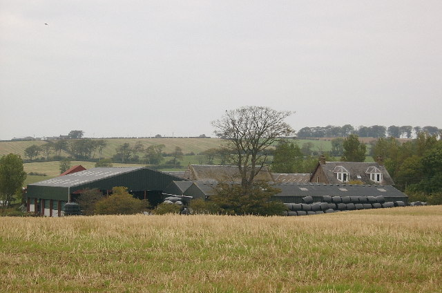Farmland at Townhead, Mossblown, Ayrshire