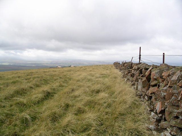 Summit, Lochlyock Hill