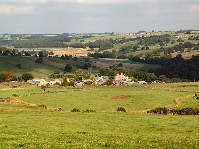 Low Snowden and Washburn Farm