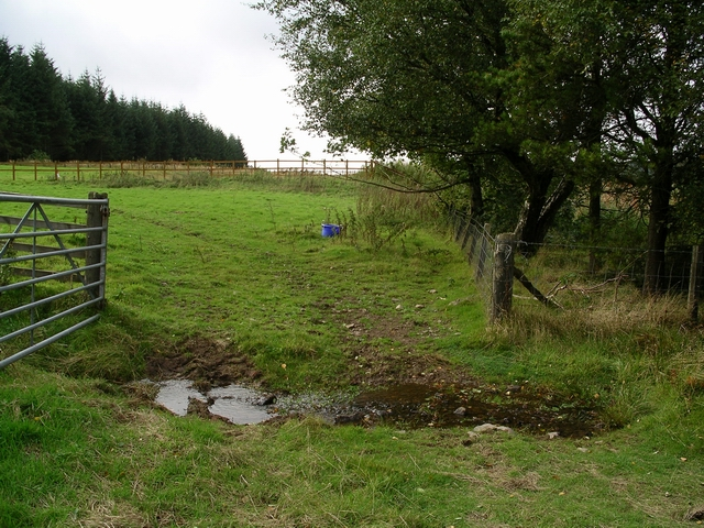 Gate and Ford, Howgate Farm