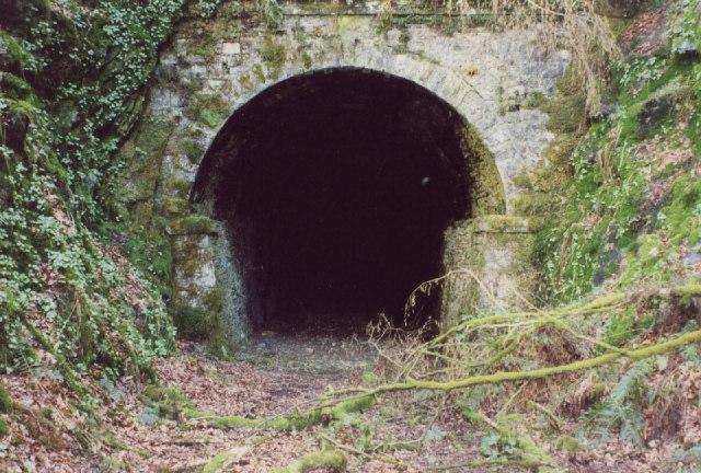 Maenclochog Tunnel, Pembrokeshire