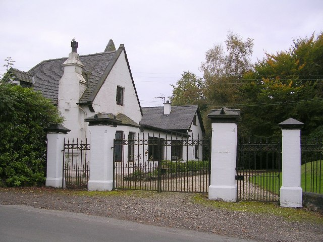 Gatehouse to Mugdock Estate