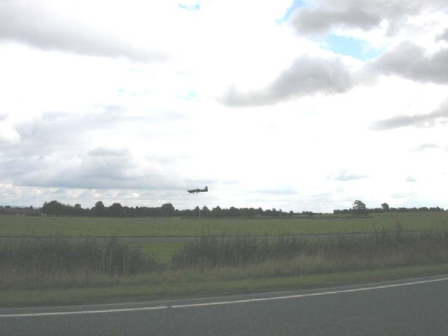 Dishforth Airfield near Boroughbridge, North Yorkshire