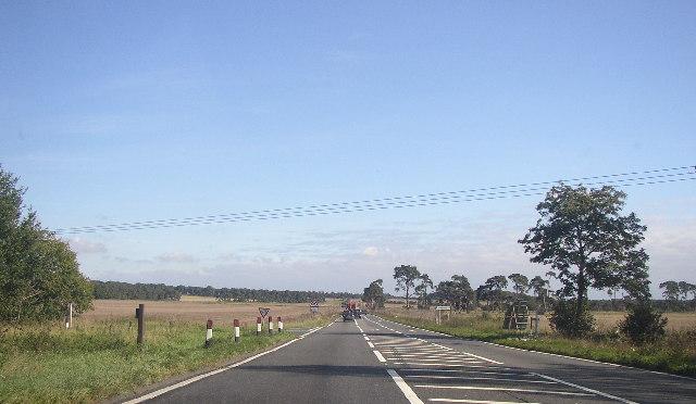 Mildenhall Left
