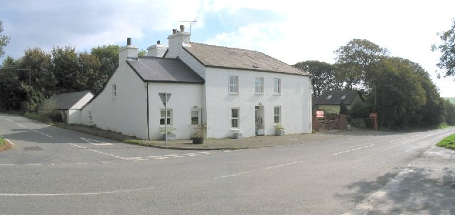 New Inn crossroads