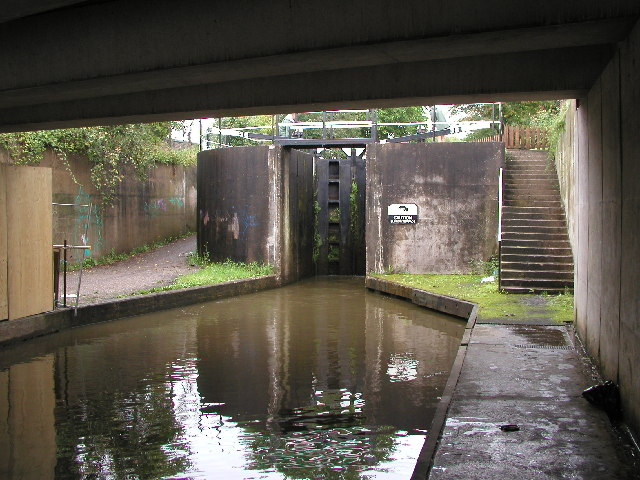 Stoke Bottom Lock