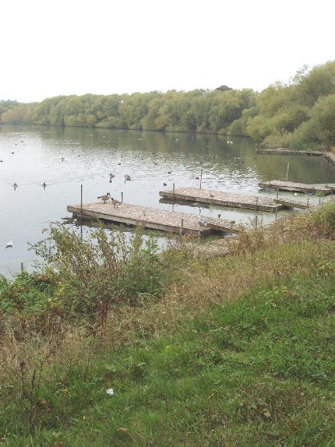 Former Youth Sailing Base on Brent Reservoir
