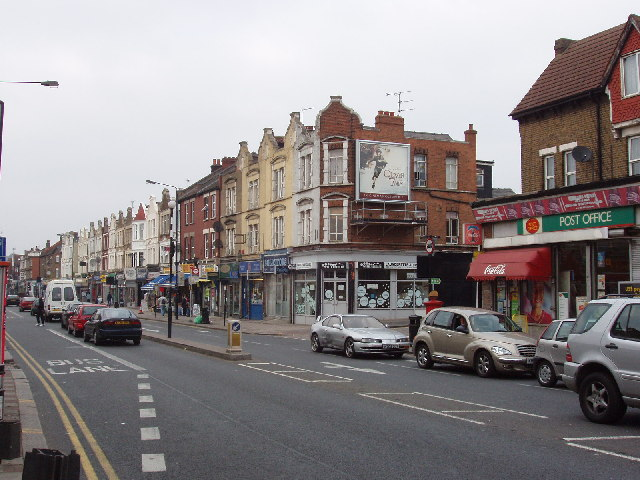 Edgware Road, West Hendon