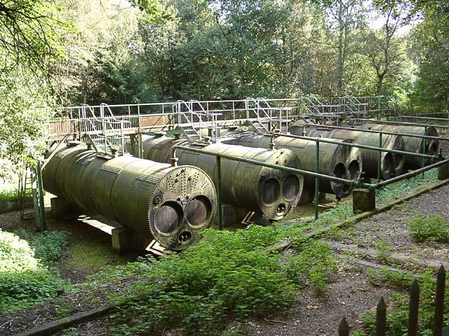 Bulkeley boilers