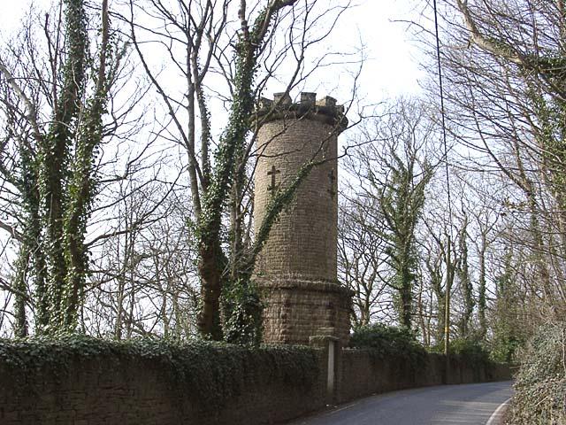 Clayton's chimney