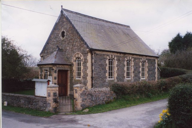 Hyssington Chapel