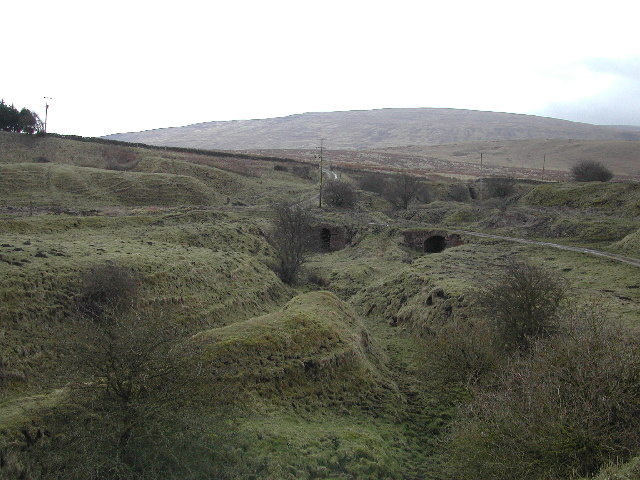 Disused Quarry at Clowgill, Nr Brampton, Cumbria