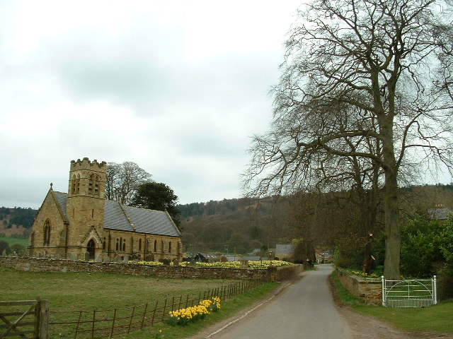 Kirby Knowle  church