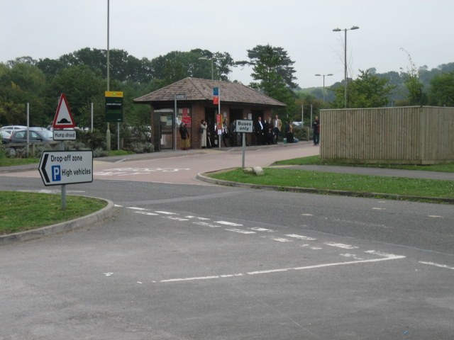 Thornhill Park and Ride, Oxford