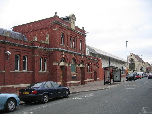 Barton Street Baths, Gloucester