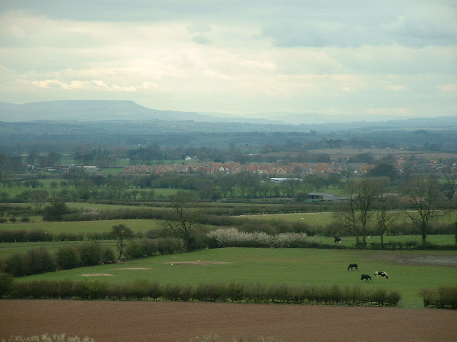Across the Vale of York