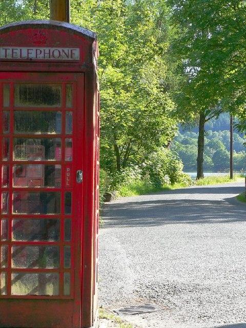 Kinlochard Phonebox