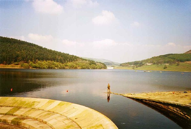 Lady Bower Reservoir, Peak District