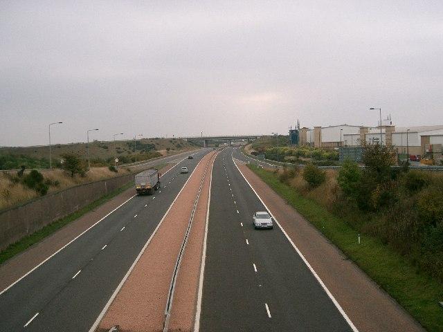 M90 Motorway
