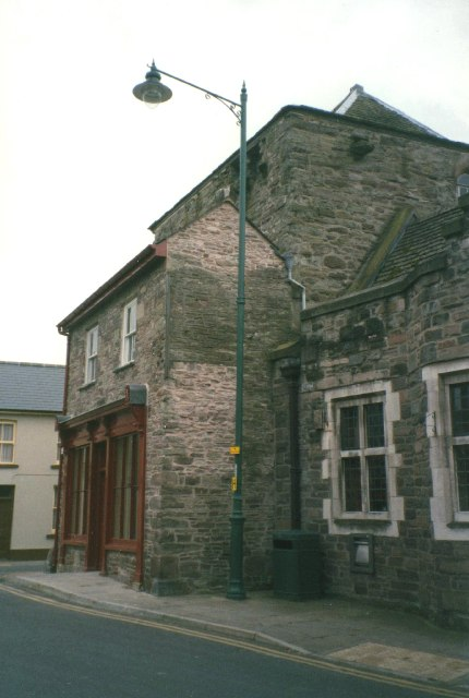 The Tower House, Talgarth