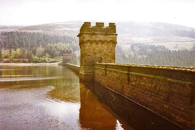 Derwent Reservoir, Peak District