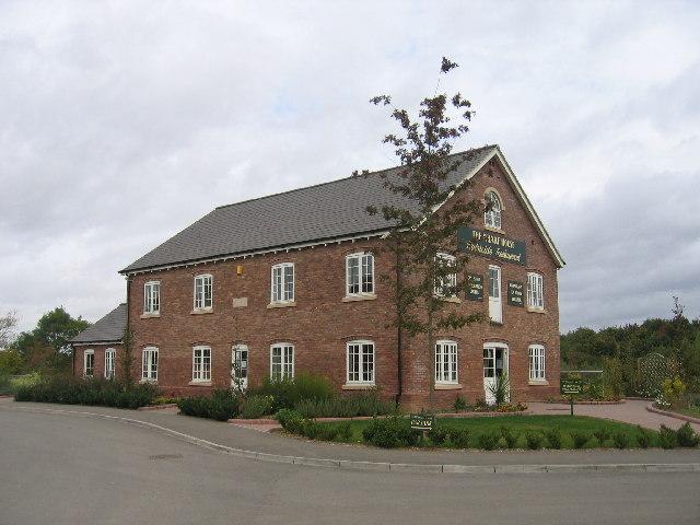 The Wharf House, Over Basin
