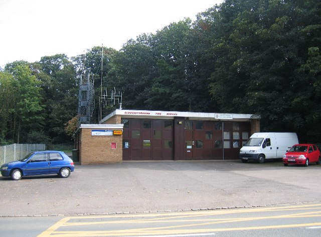 Newent Fire Station