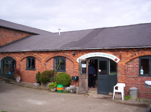 North Cotswold Brewery, Ditchford Farm