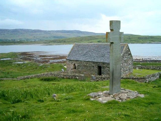 Keills Chapel, Tayvallich, Argyll