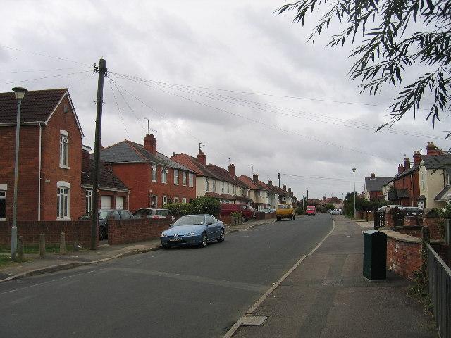 Kingscroft Road, Hucclecote