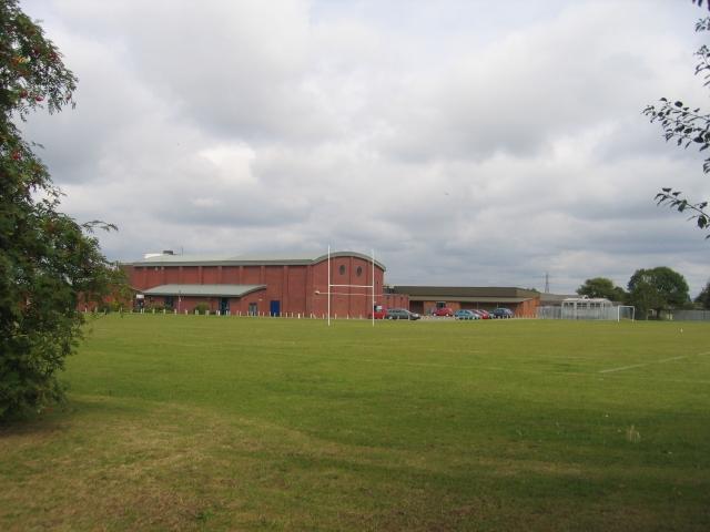 Playing Fields, Sir Thomas Rich's School