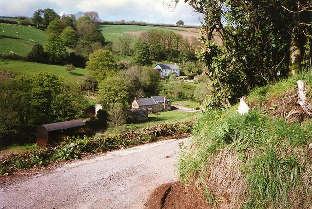 Exton: Lower North Quarme and North Quarme