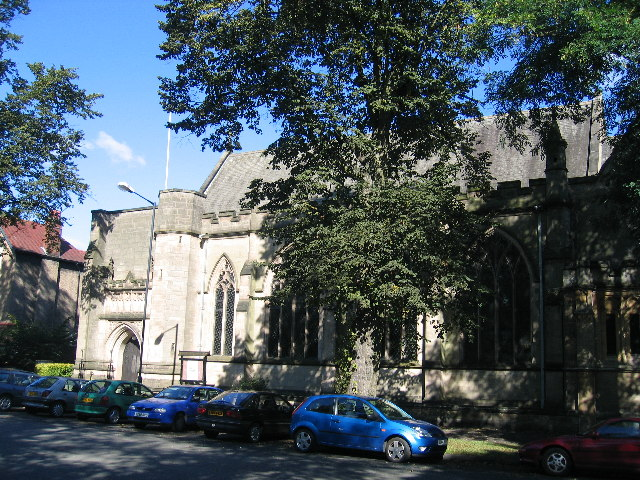Holy Trinity Church, Beauchamp Avenue, Royal Leamington Spa