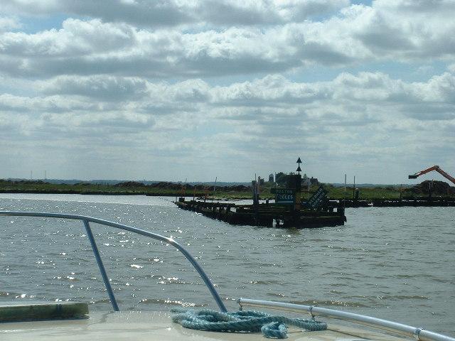 Junction - Rivers Yare & Waveney