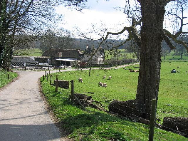 Polesden Farm