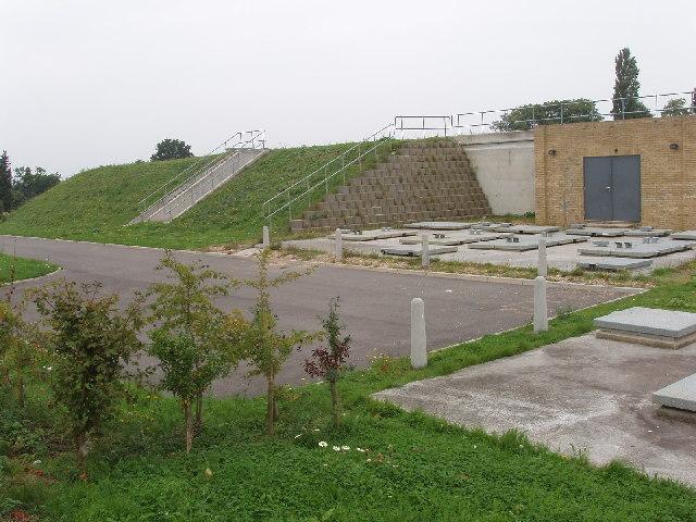 Dollis Hill Reservoir
