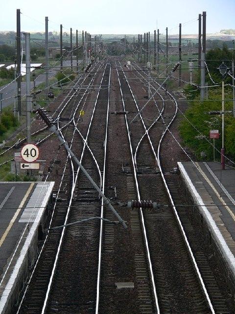 Drem Junction