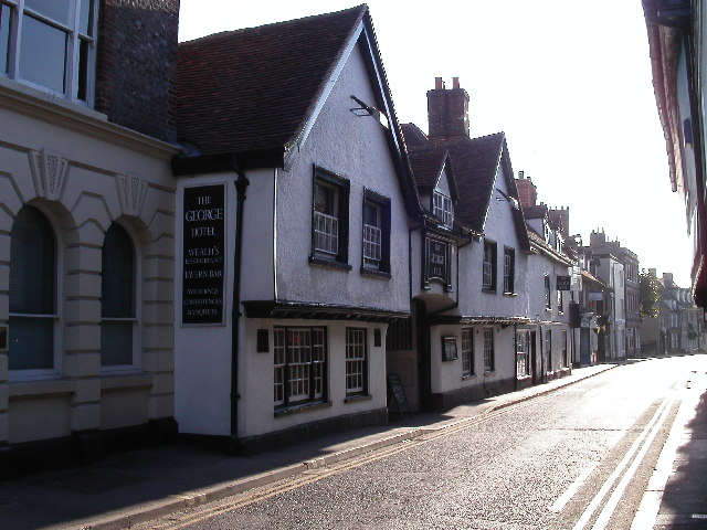 The George Hotel, High Street, Wallingford